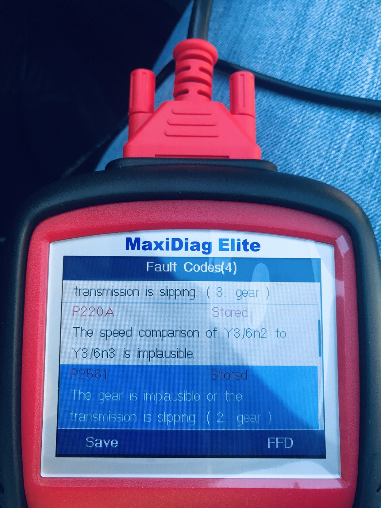 Transmission Help/Limp Mode HELP - CrossfireForum - The