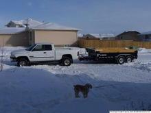 truck trailer Bailey