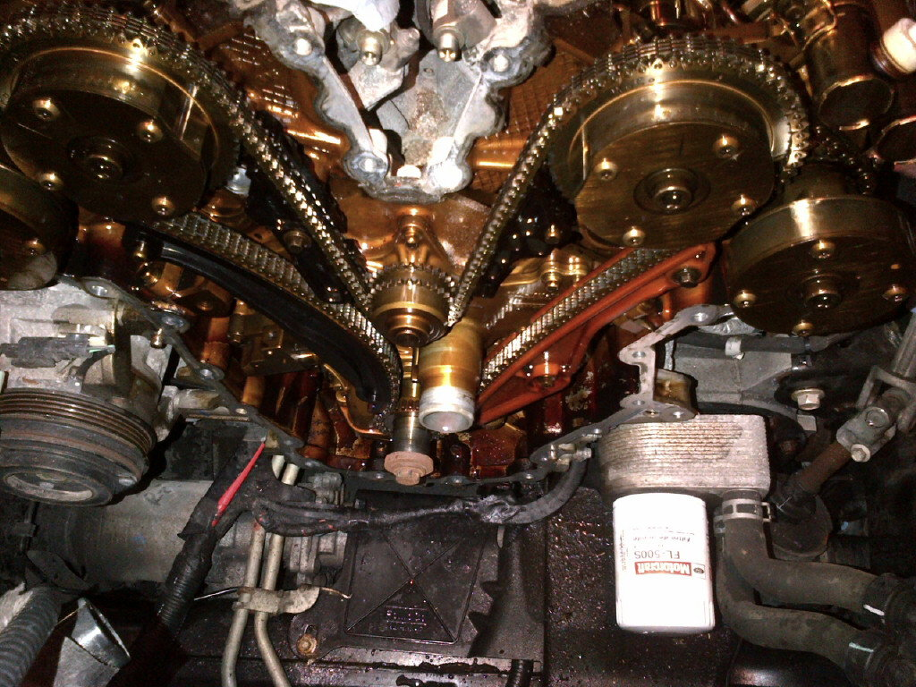 P0016 Eco Timing Chain? - Ford F150 Forum - Community of