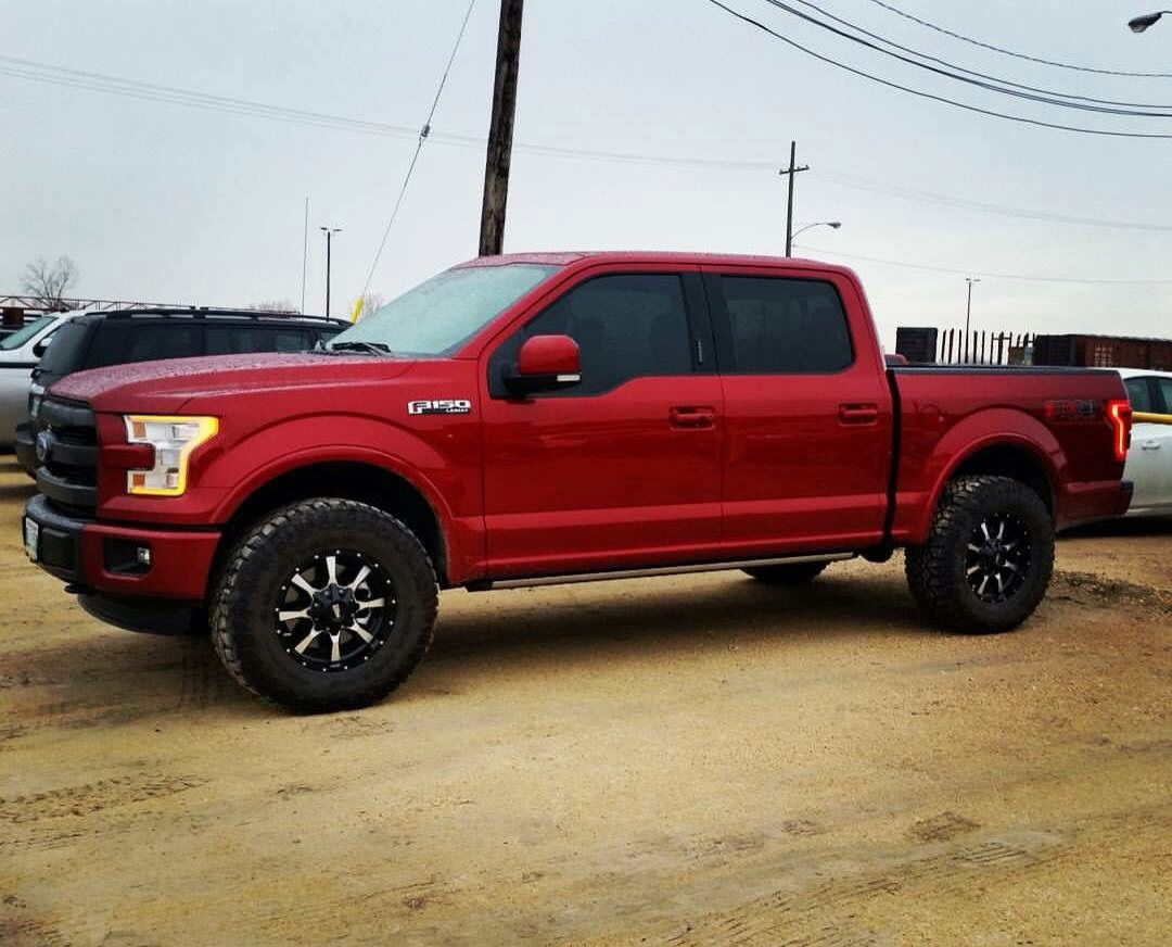 2015 2 5 leveling for discussion page 4 ford f150 forum community of ford truck. Black Bedroom Furniture Sets. Home Design Ideas