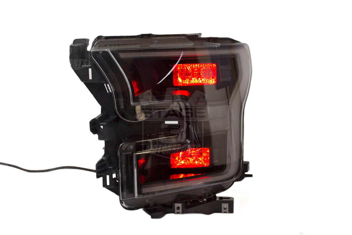 yamaha raptor 700r wiring diagram 2015 f150 blacker out headlights raptor retrofit ford #13