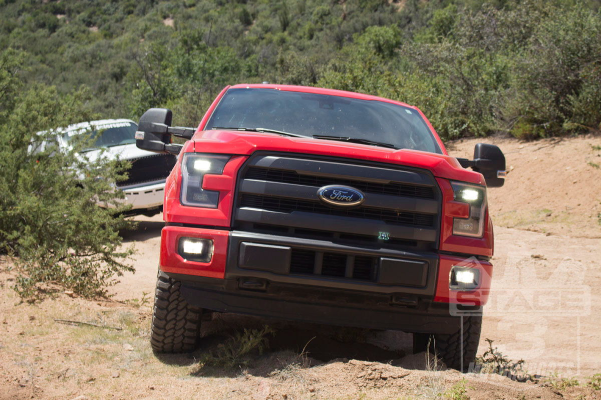 2015 f150 diode dynamics led fog lights installed ford. Black Bedroom Furniture Sets. Home Design Ideas