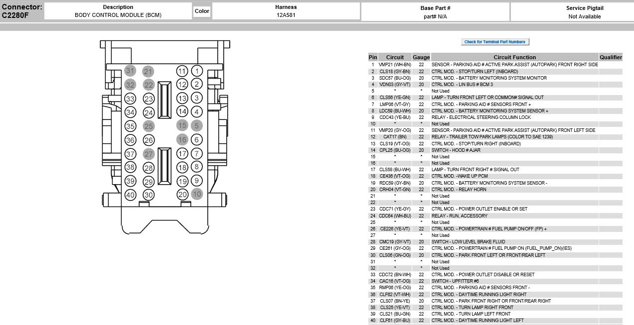 Help Wiring Diagram Or Location