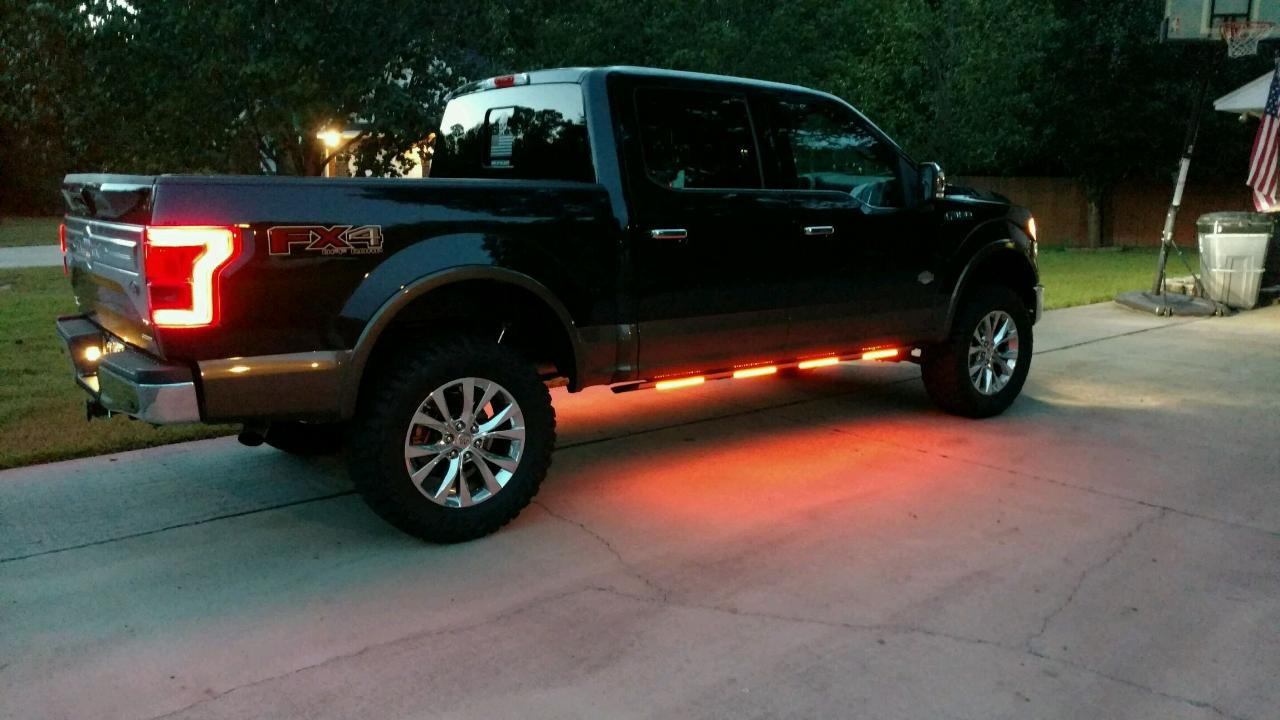 """2016 F150 King Ranch >> 2015 f150 King Ranch FX4 with 4"""" suspension lift - Page 8 ..."""