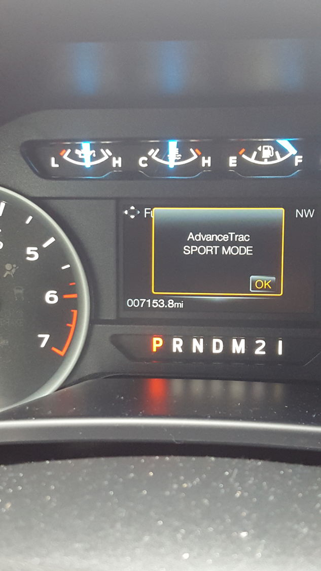 Traction control button - Ford F150 Forum - Community of ...