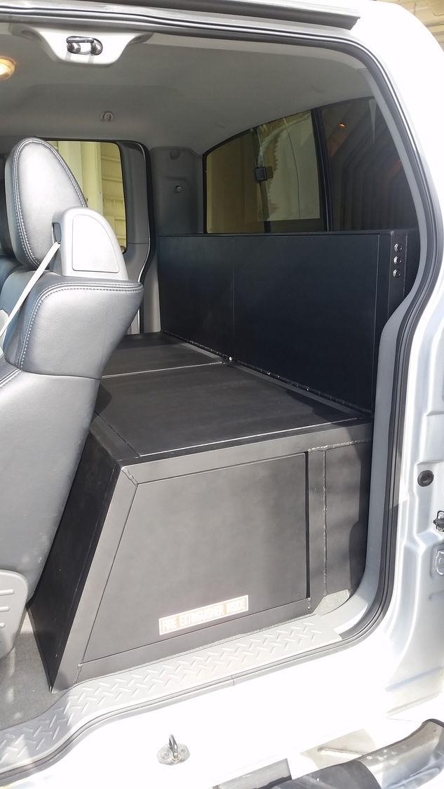 U0026 39 07 Supercab Interior Storage Box