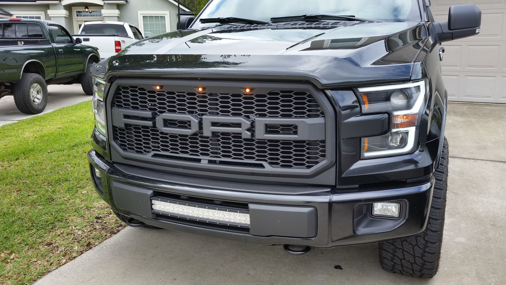 2015 2016 F 150 Raptor Grill Page 2 Ford F150 Forum