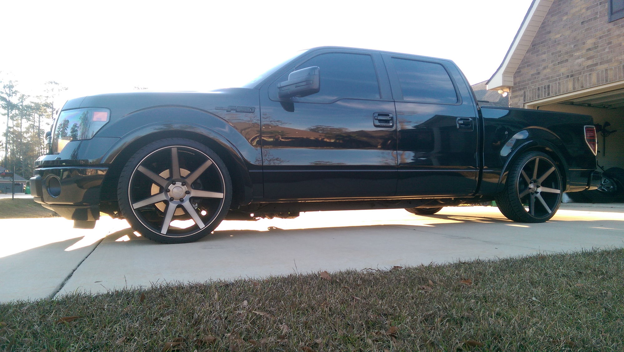let's see some MORE lowered trucks!!!.... - Page 53 - Ford ...  let's see s...