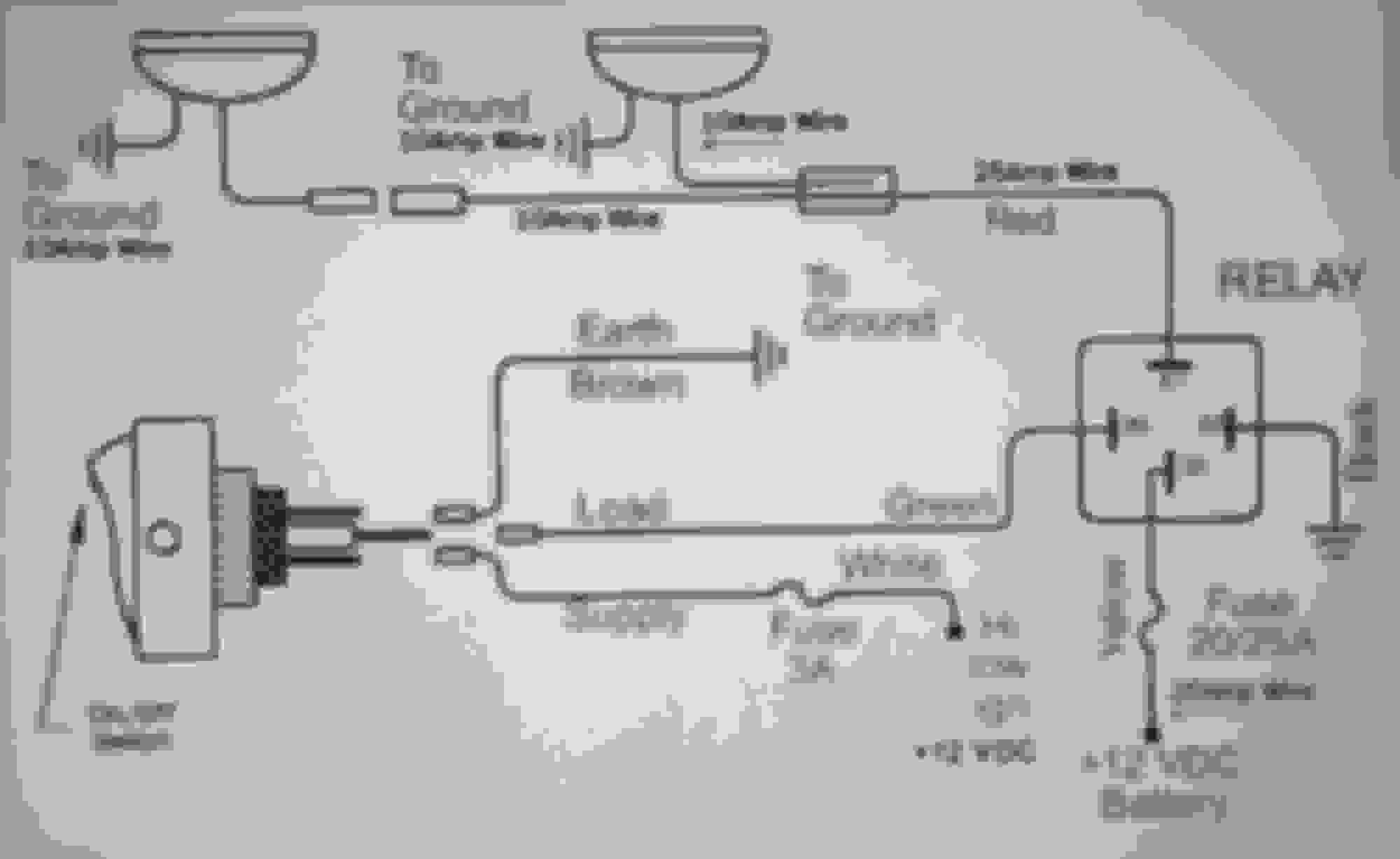 Light Circuit Diagram Emergency Light Circuit Diagram Led Light Bar