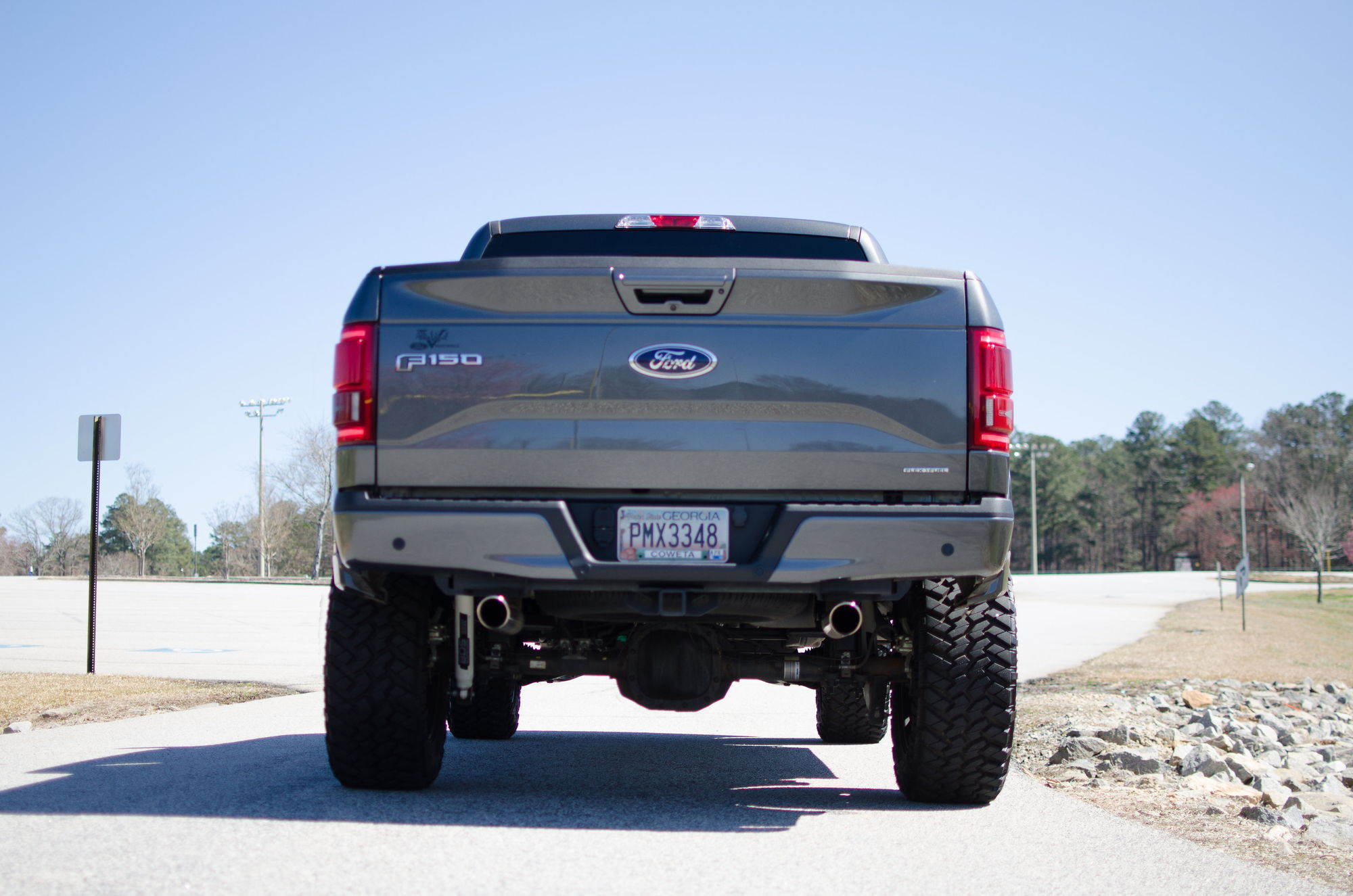 Lifted 2015 F150 >> Proffesional Pics 2015 F150 6 Inch Lift - Ford F150 Forum - Community of Ford Truck Fans