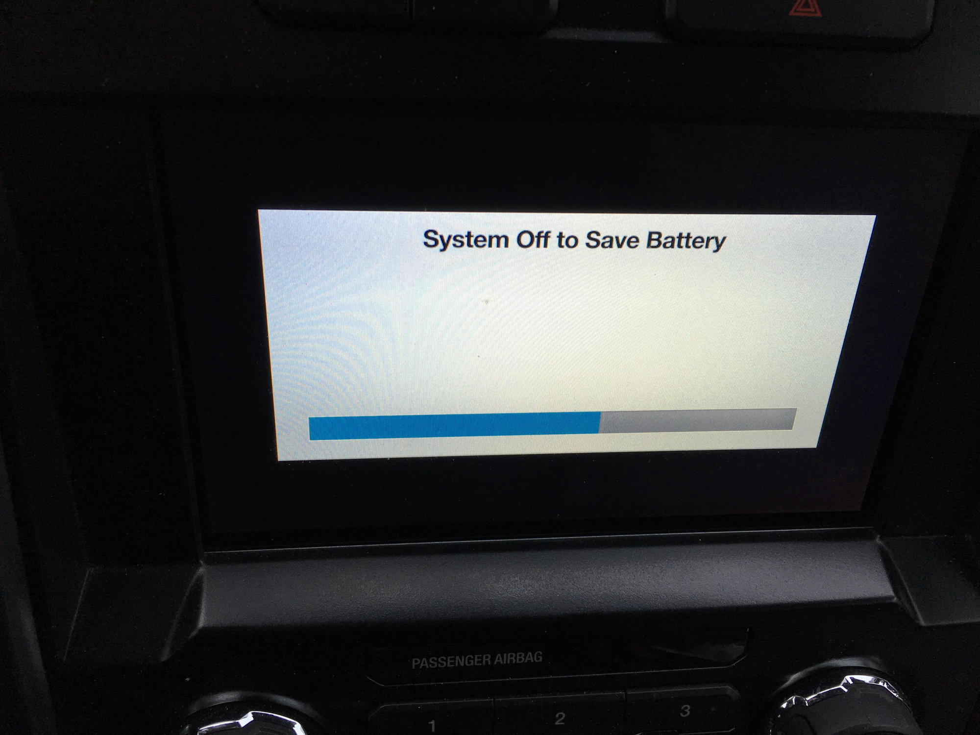 Is This Message Supposed To Indicate Some Kind Of A Battery Problem I Ve Had It In The Dealer And They Tell Me Fine