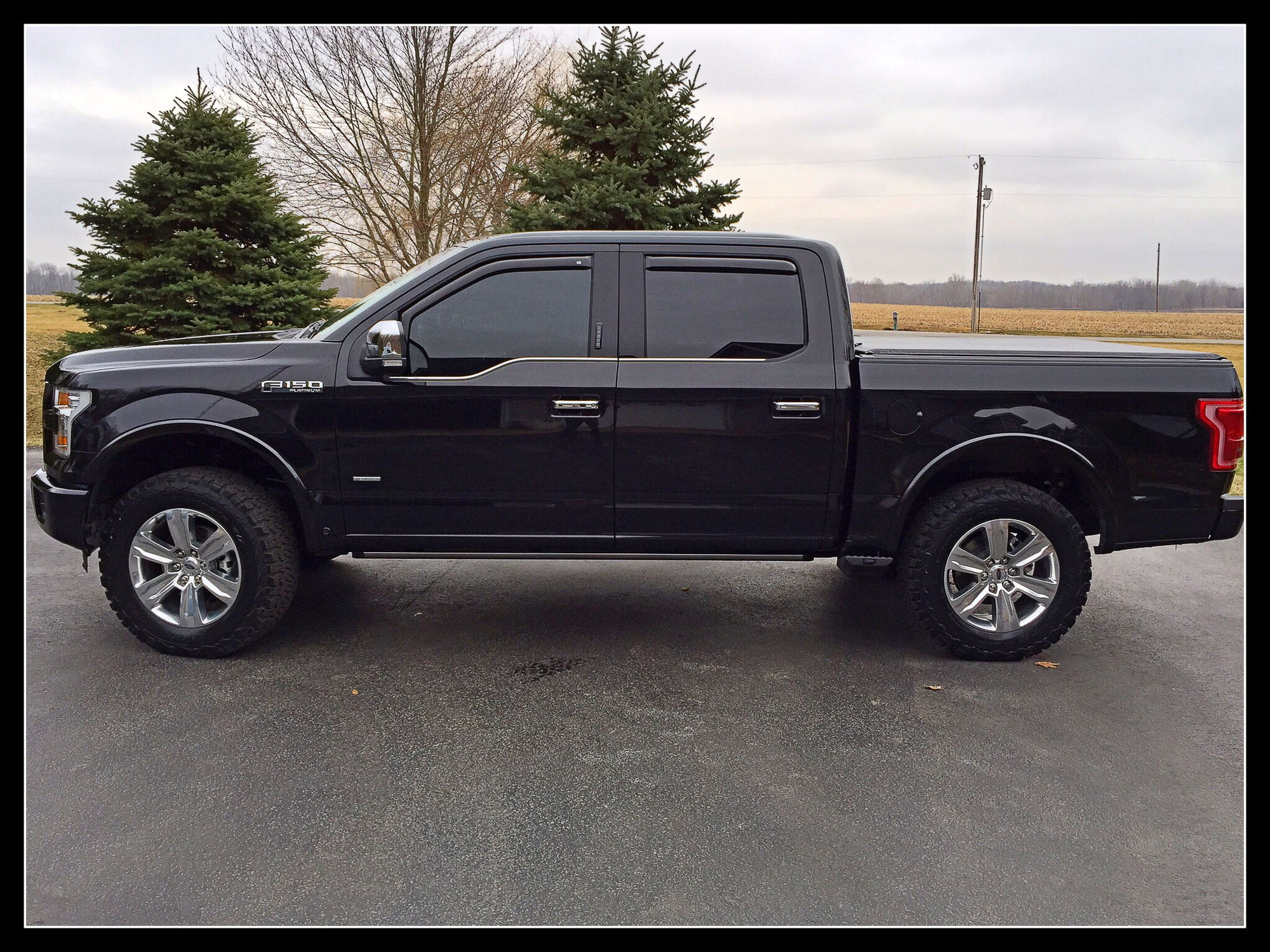 2015 tuxedo black platinum build ford f150 forum community of ford truck fans