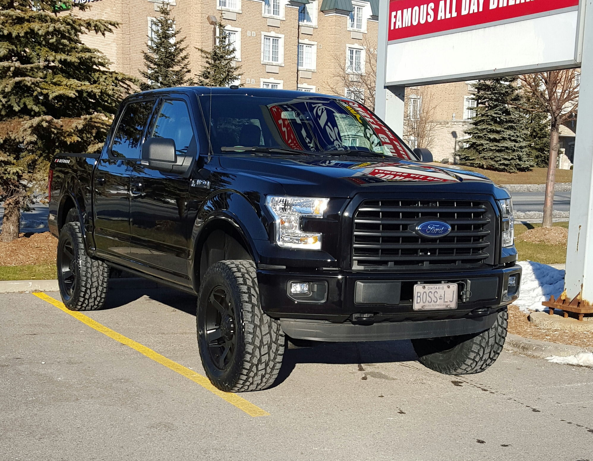 post pics of your xlt lariat sports page 83 ford f150 forum community of ford truck fans. Black Bedroom Furniture Sets. Home Design Ideas