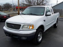 2000 ford f150 supercab 4x4