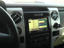 In-Car Entertainment Image  Sony Navigation 700watt