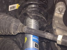 """I double checked the strut and I guess it does appear to be at the highest setting of 2.10"""""""