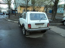 """My """"new"""" LADA and other cars :)"""