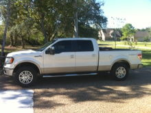 2009 F150 King Ranch 4x4