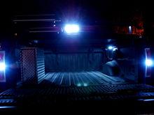 LED lights with LED cargo lighting