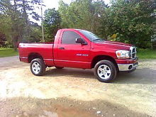 4: My old 06 dodge 1500 4.7 6-spd 4x4
