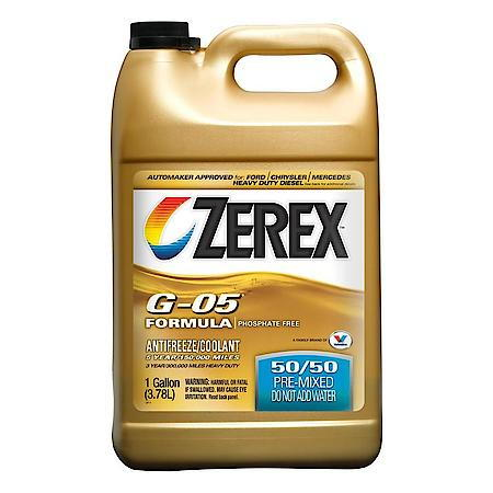 What Color Is Prestone Coolant >> Zerex G05 Coolant ok for 2000 5.4? - Ford F150 Forum - Community of Ford Truck Fans