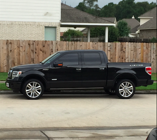 Lifted Or Leveled Limited's ?