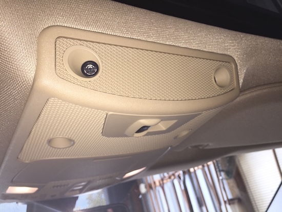 overhead console question ford f150 forum community of. Black Bedroom Furniture Sets. Home Design Ideas