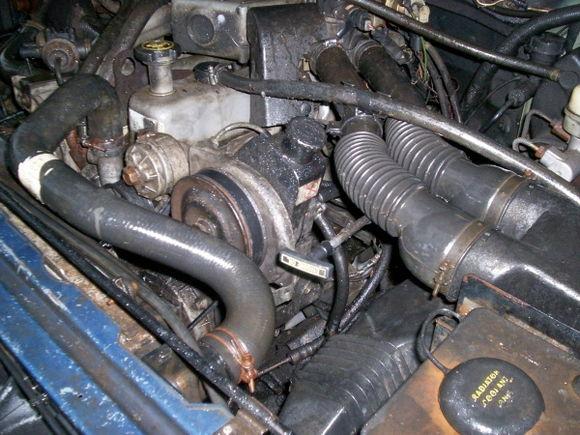 GM pump installed #2