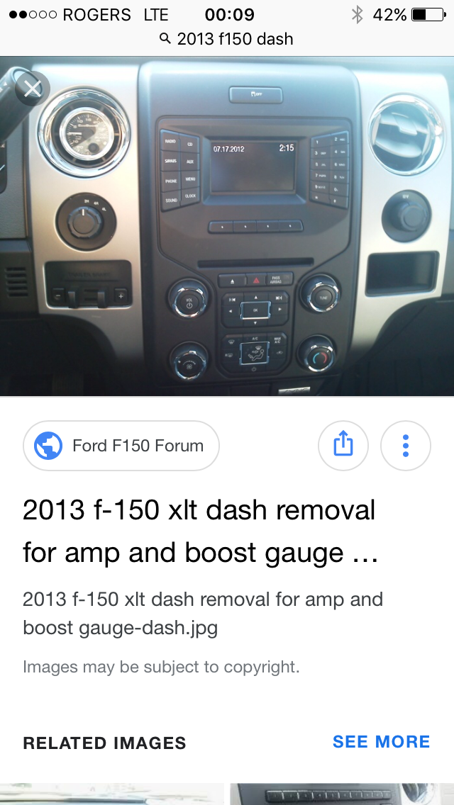 Sync'ng iPhone to non MFT/xlt 2013 truck - Ford F150 Forum ...