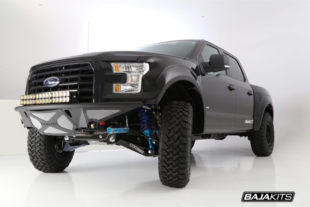 General At Tires >> Bajakits - 2015 F150 Prerunner Kit - Ford F150 Forum ...