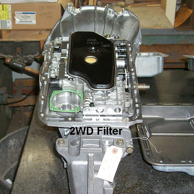 Convert 4wd 6r80 To 2wd Ford F150 Forum Community Of