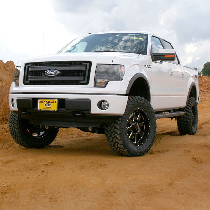 """Lift Kit For 2009 Ford F150 >> Superlift's 2009-14 Ford F-150 6"""" Suspension Lift Kit - Ford F150 Forum - Community of Ford ..."""