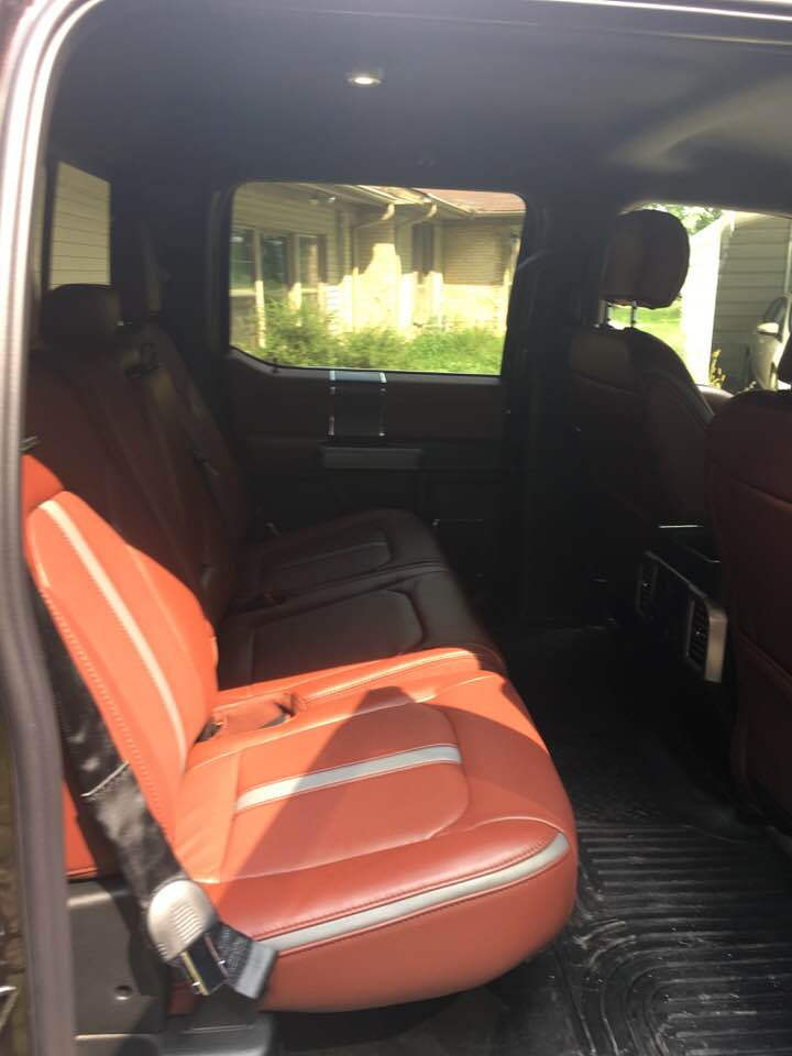 What Is This Forums Thoughts On The Dark Marsala Interior