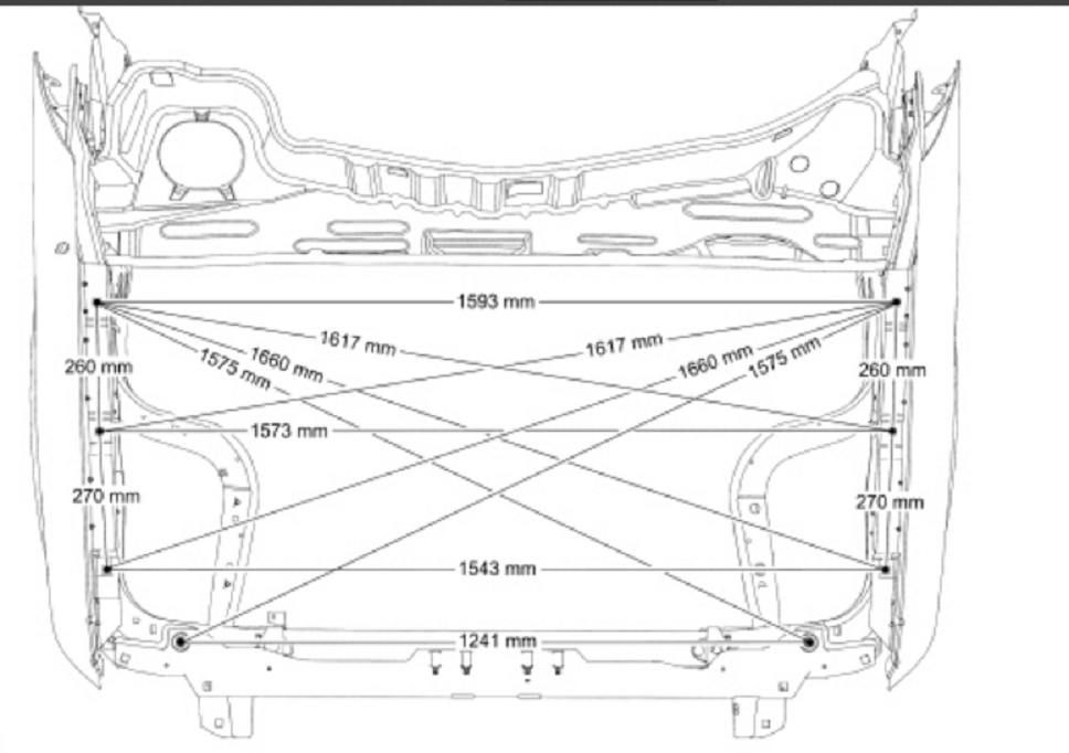 Frame Dimension Specifications - Ford F150 Forum - Community of Ford Truck  FansFord F150 Forum