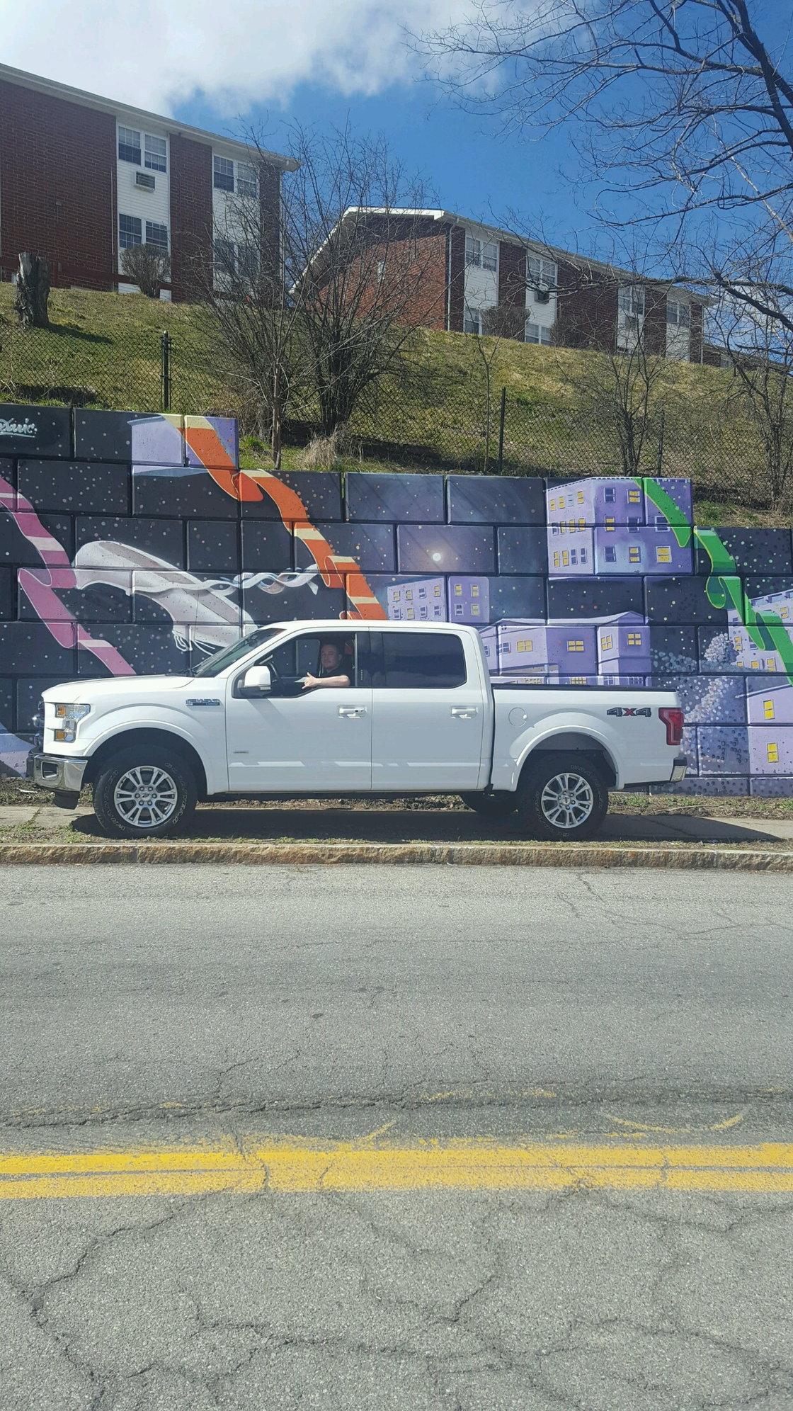 new truck  build