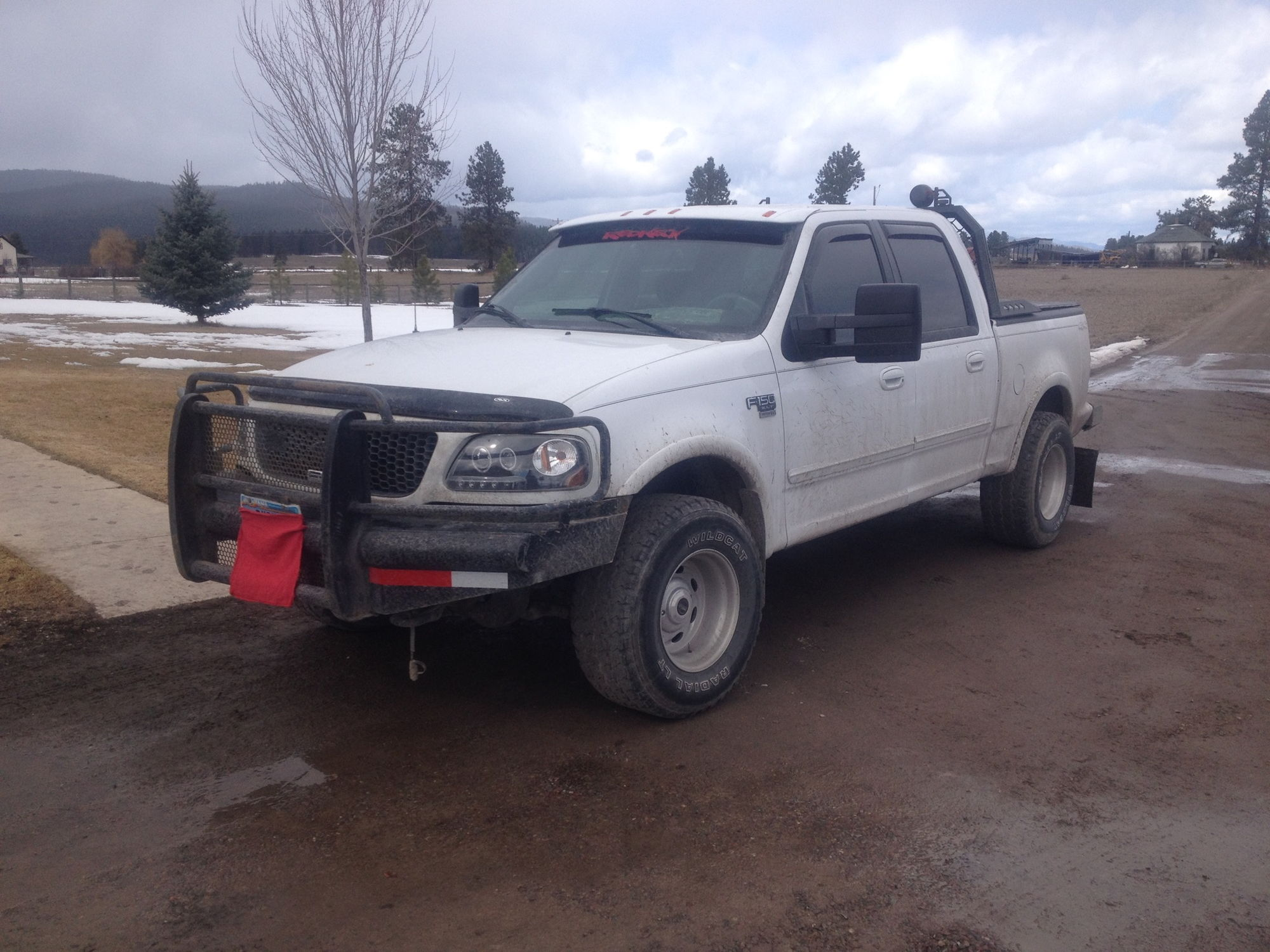 Worksheet. 2002 SuperCrew TOW mirrors  F150online Forums