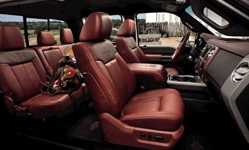 PICS: 2011 King Ranch Super Duty - F150online Forums