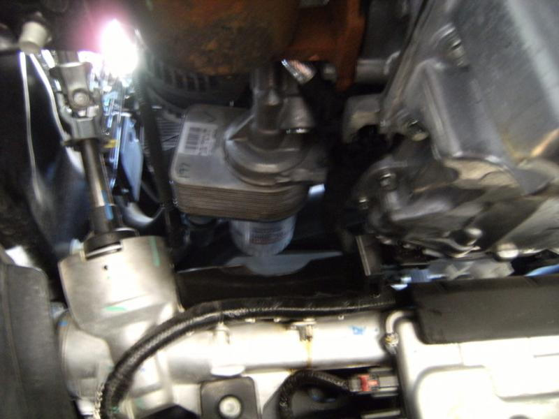 2011 F 150 Ecoboost Oil Change With Pics F150online Forums