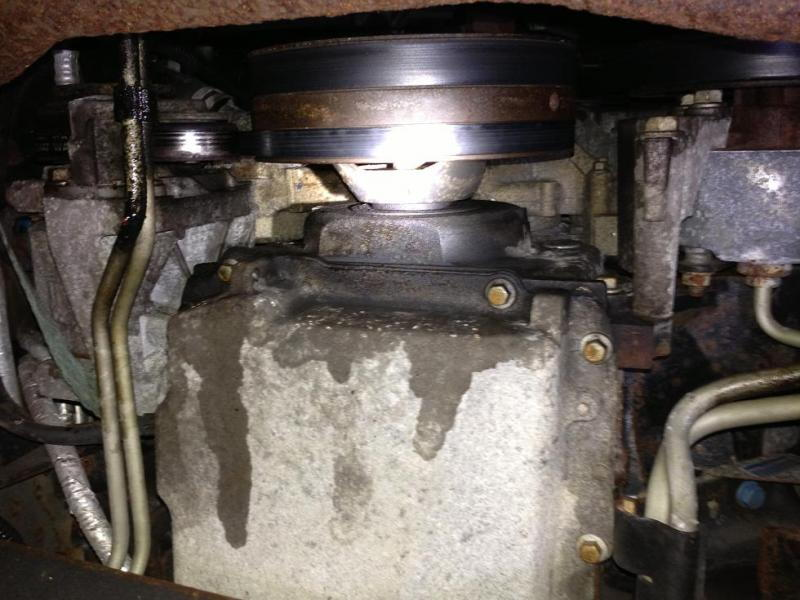 2005 Express 6 0 Lost All Coolant  Help   Pics