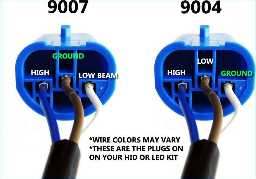 2004 Headlight harness - F150online Forums on automotive relay diagram, amp hook up diagram, hid diagram, xenon diagram,
