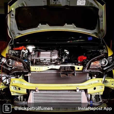 Proreka Sprintex Supercharger Kit for GK5  Unofficial Honda FIT