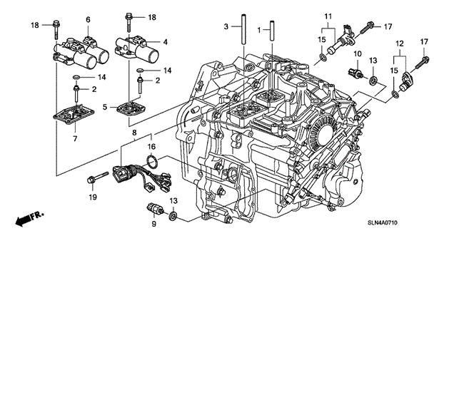 serious automatic transmission problem   help