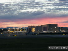 One of my favorite scenes as a 'plane spotter'....Paine Field, Washington.