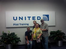 United Pilot Training Center, Houston