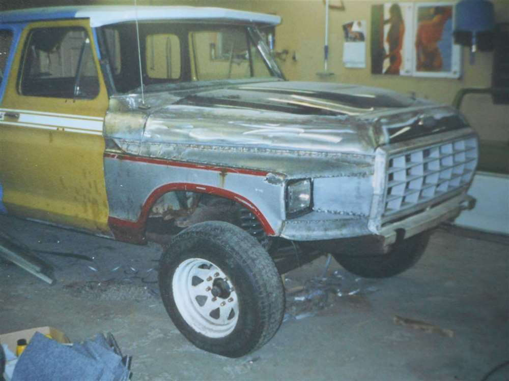 Customized 1979 F350 Ford Truck Enthusiasts Forums