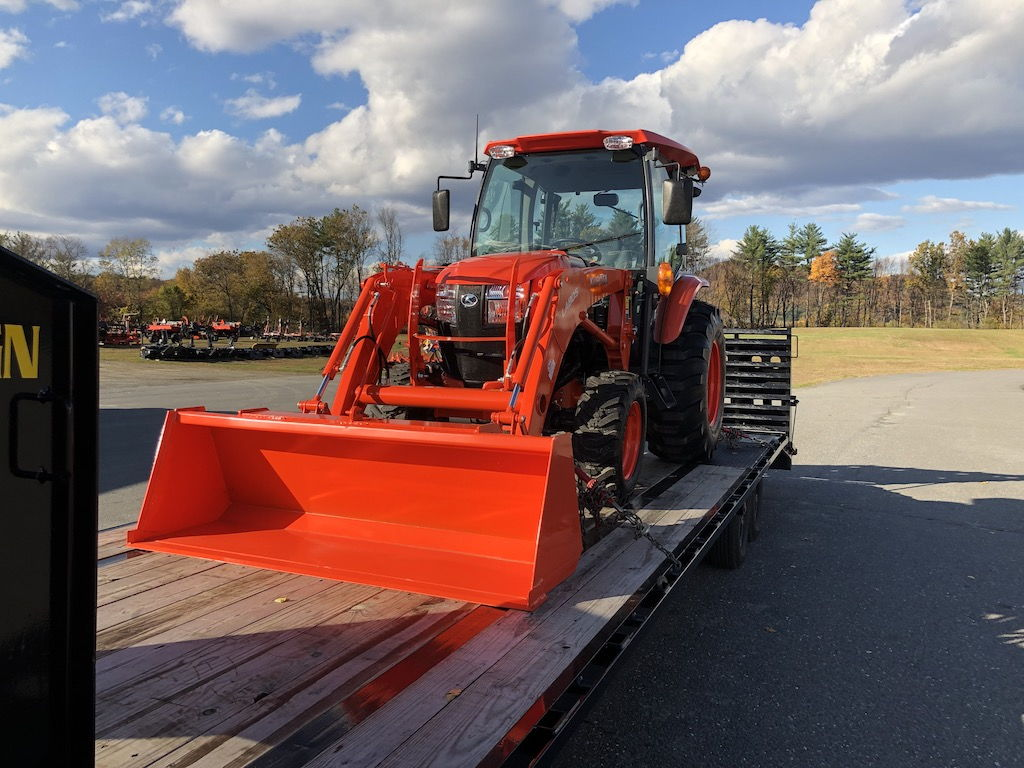 Grand L 4060 HSTC initial review - OrangeTractorTalks ... on