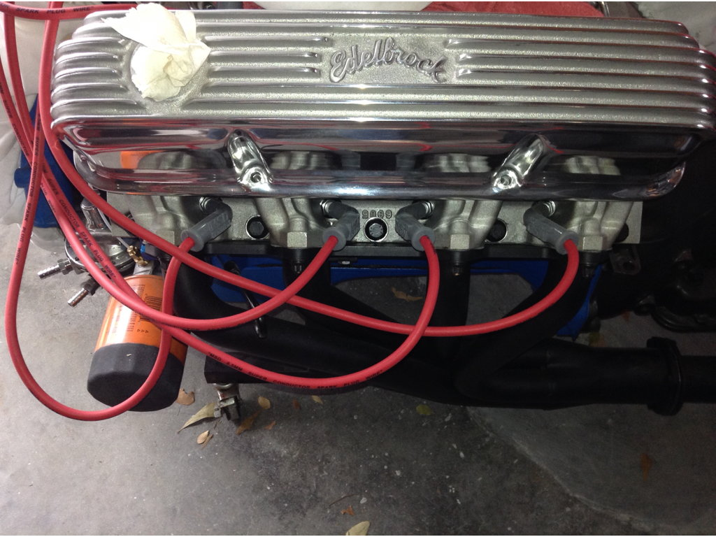 Re Building A Wrecked F 150 Bent Frame Page 28 Ford Truck Wiring Msd 6 Into 1978 I Have Purchased The 6al Cd Blaster 2 Coil 85 Mm Wires And Separators So Ignition System Will Be Coordinated Suite