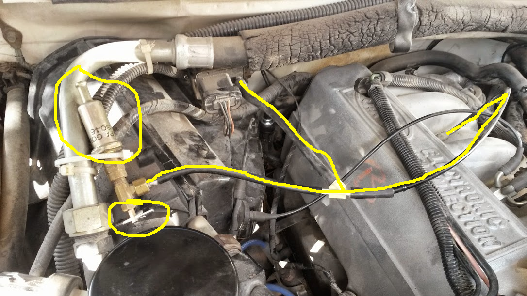 F150 Map Sensor Location besides Ford F150 F250 How To Replace Your Dipstick Tube 359910 together with Ac Drain How Do You Check Drainage 5985 additionally T5569104 Serpentine belt diagram 2002 ford taurus further Fuse Box Diagram For A 2002 Jaguar S Type. on ford 3 8 v6 engine diagram