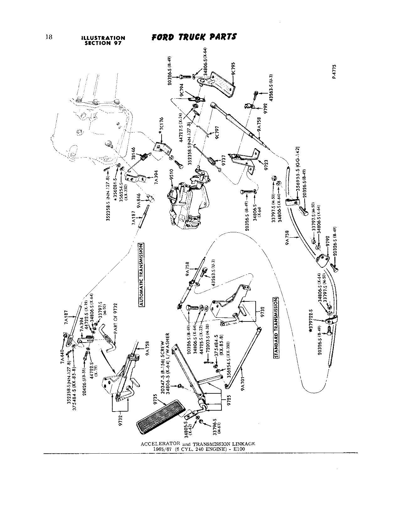 throttle linkage diagram  photo request 68 240 cid f