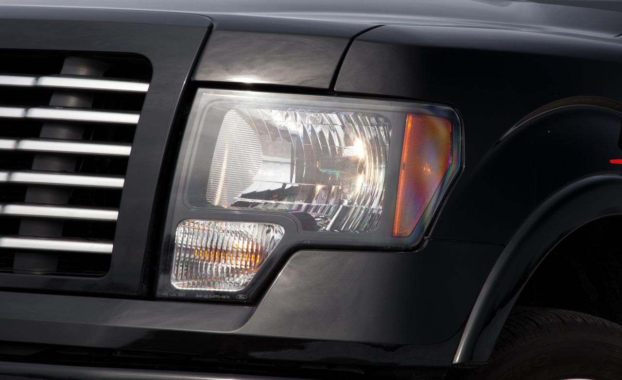 Looking for the smoked headlights that have the f150 inside the enclosure ford truck enthusiasts forums